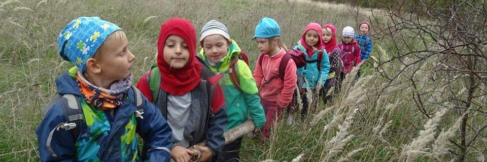 Lesní školka V Závětří